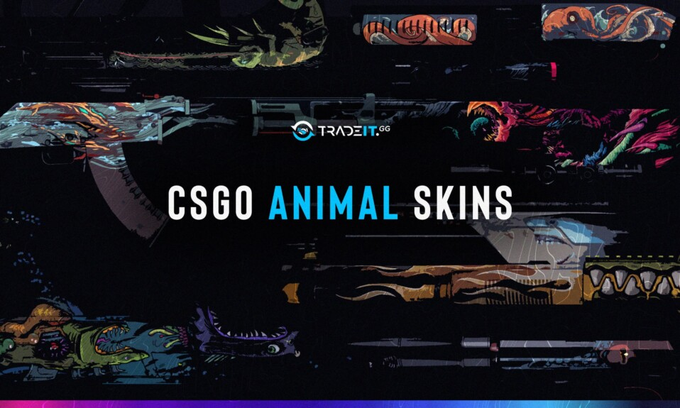 csgo animal skins