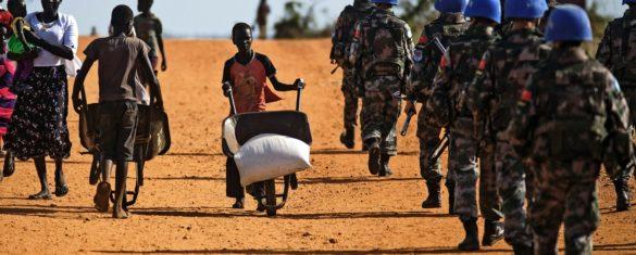 People in war zones feel needs not being met by humanitarian organisations