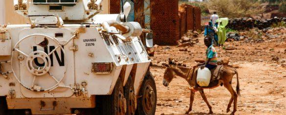 UN funding cuts put lives at risk in Darfur