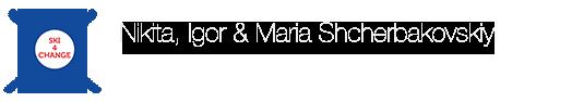 Nikita, Igor & Maria Shcherbakovskiy