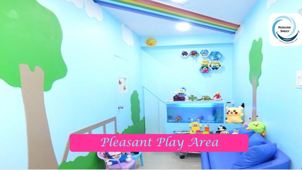 Attractive Play Area