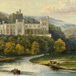 ***Arundel_Castle,_from,_A_series_of_picturesque_views_of_seats_of_the_noblemen_and_gentlemen_of_Great_Britain_and_Ireland_(1840)