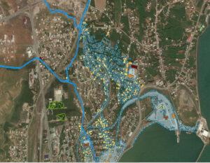 VAN LAKE BASIN ENVIRONMENTAL FLOOD RISK MAP