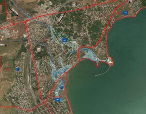 VAN LAKE BASIN POPULATION FLOOD RISK