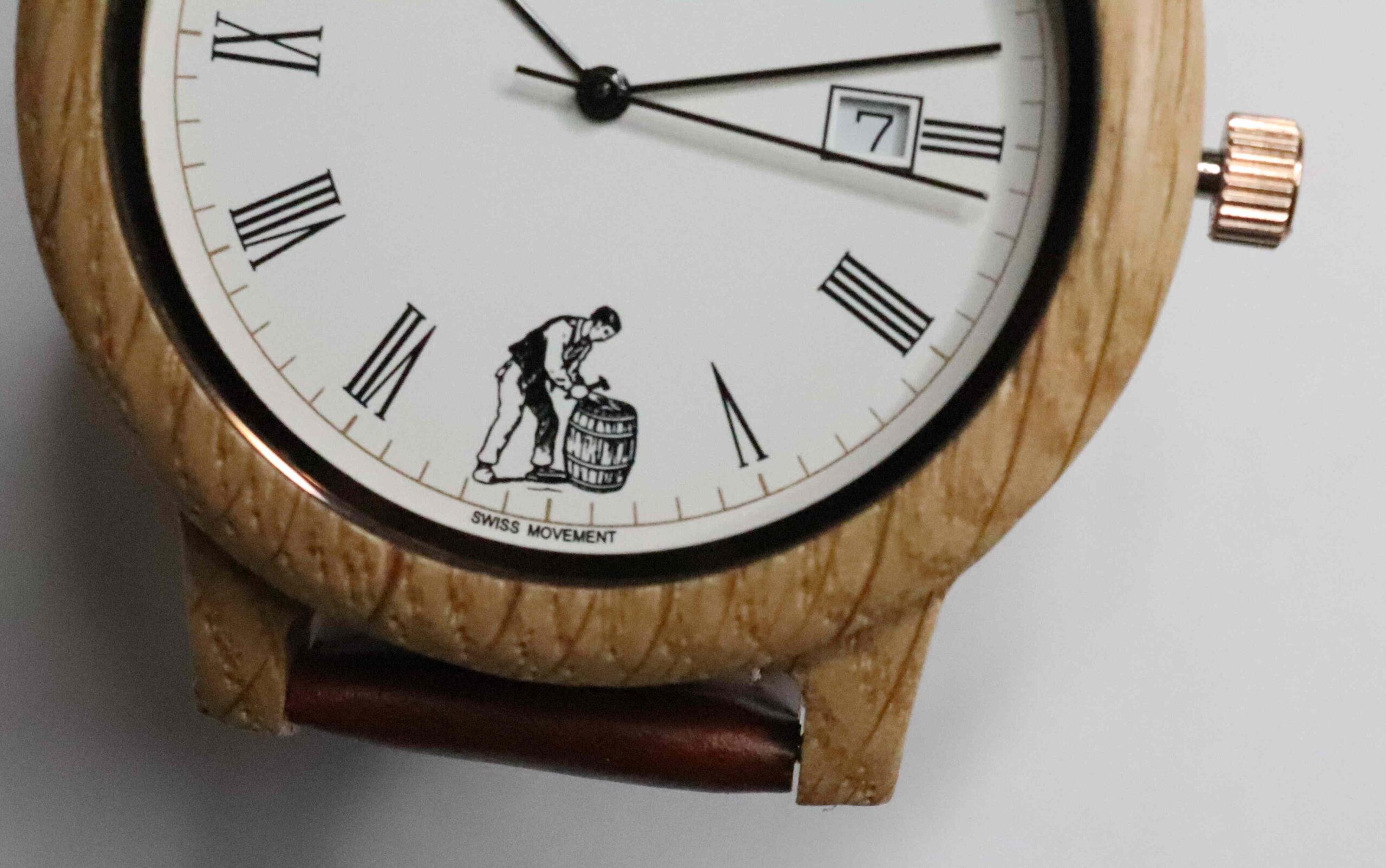 Men's Watch Irish Whiskey Cask