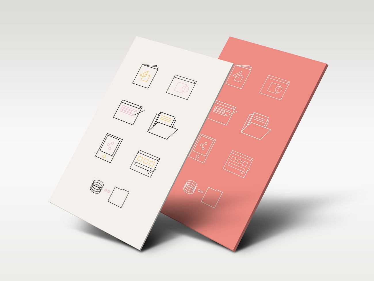 custom-minimalist-icon-set-application
