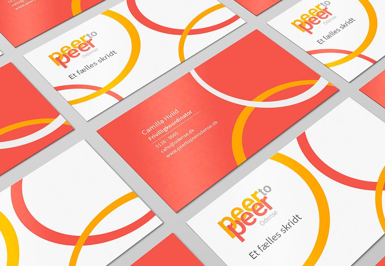 peer-to-peer-business-card-application