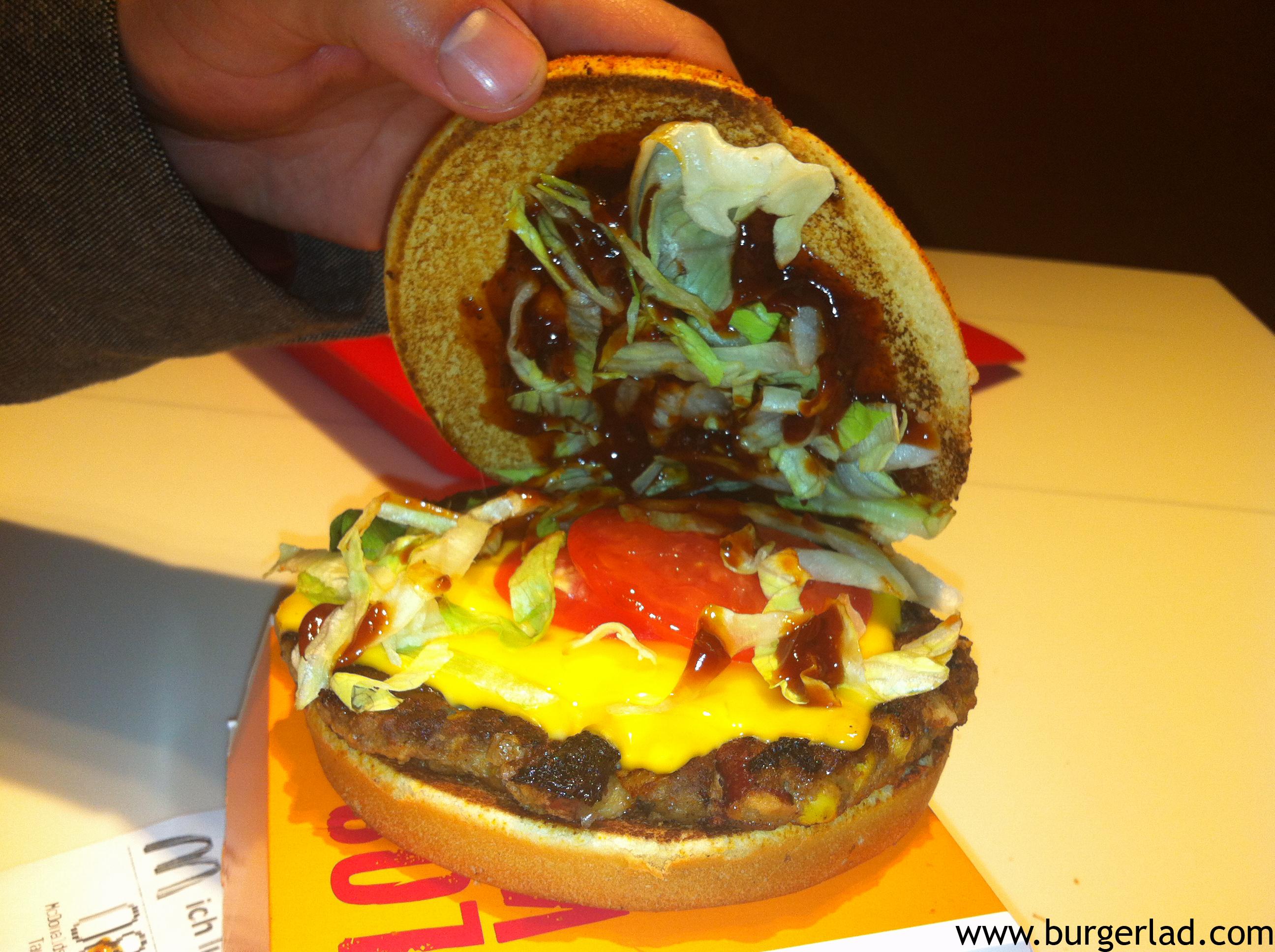 McDonald's El Chili Con Carne