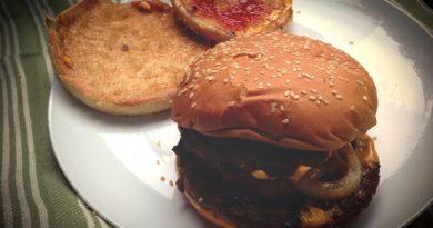 Burger King Half Pounder