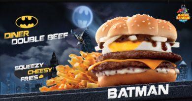 McDonald's Diner Double Beef