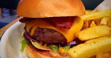 Honest Burgers Tribute Burger