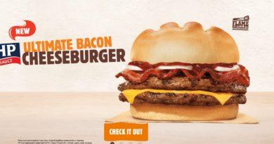 BK HP Ultimate Bacon Cheeseburger