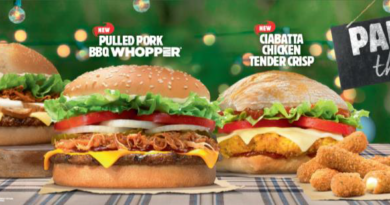 Burger King Mushroom Swiss Steakhouse