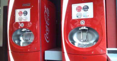Coke Freestyle UK