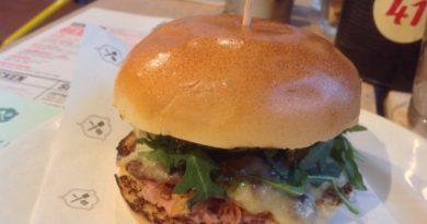 GBK Duck Confit Burger