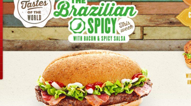 McDonald's Brazilian Spicy