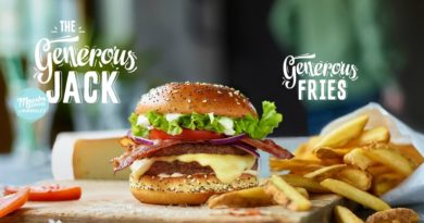 McDonald's Generous Jack