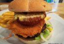 The Courtyard Wigan, The Orwell Burger