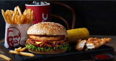 KFC Kentucky BBQ Pulled Chicken
