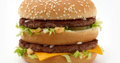 McDonald's Big Mac 50th Anniversary
