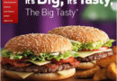 McDonalds Big Tasty with Bacon