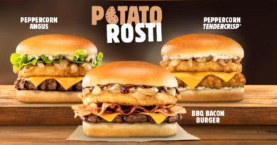 Burger King Potato Rosti