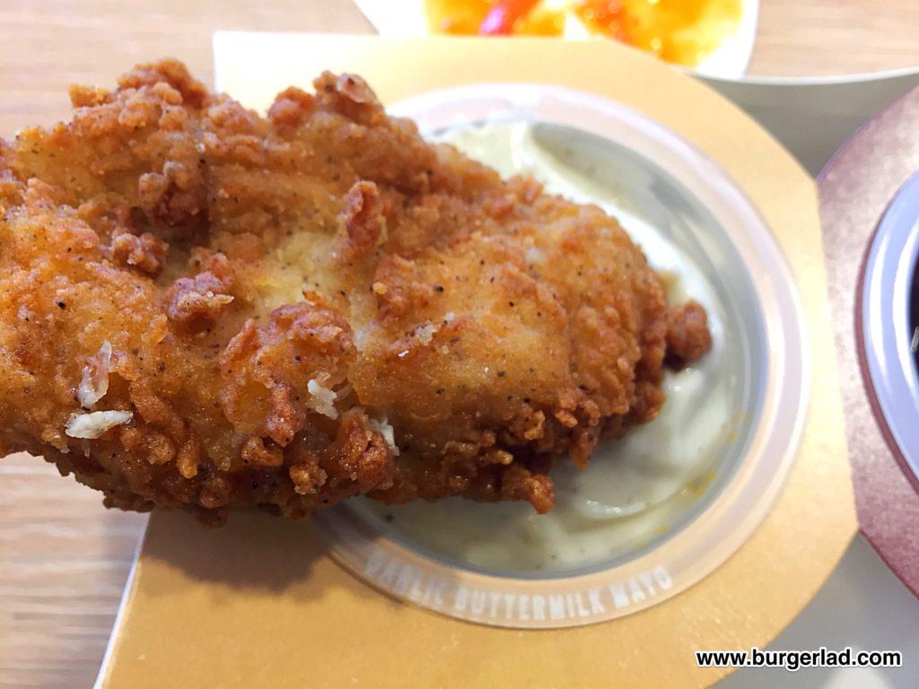 KFC Dipping Boneless Feast