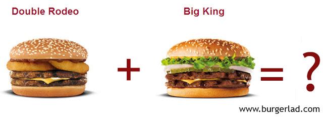 Burger King Rodeo King