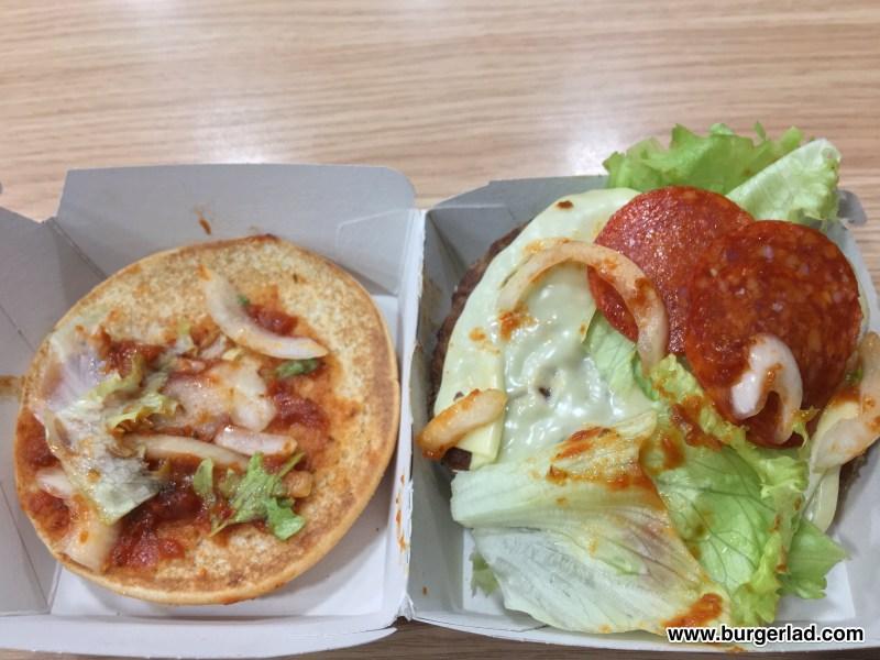 McDonald's Italian Stack