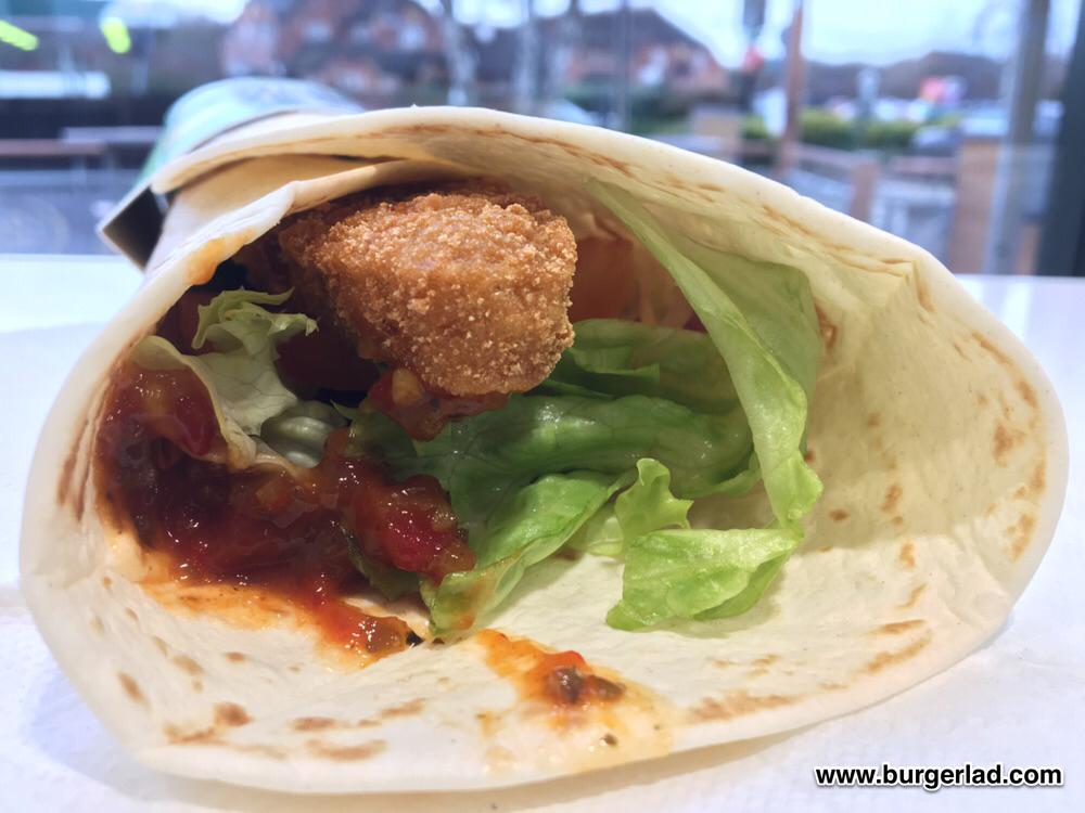 Spicy Veggie One - McDonald's