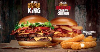 Burger King Steakhouse King