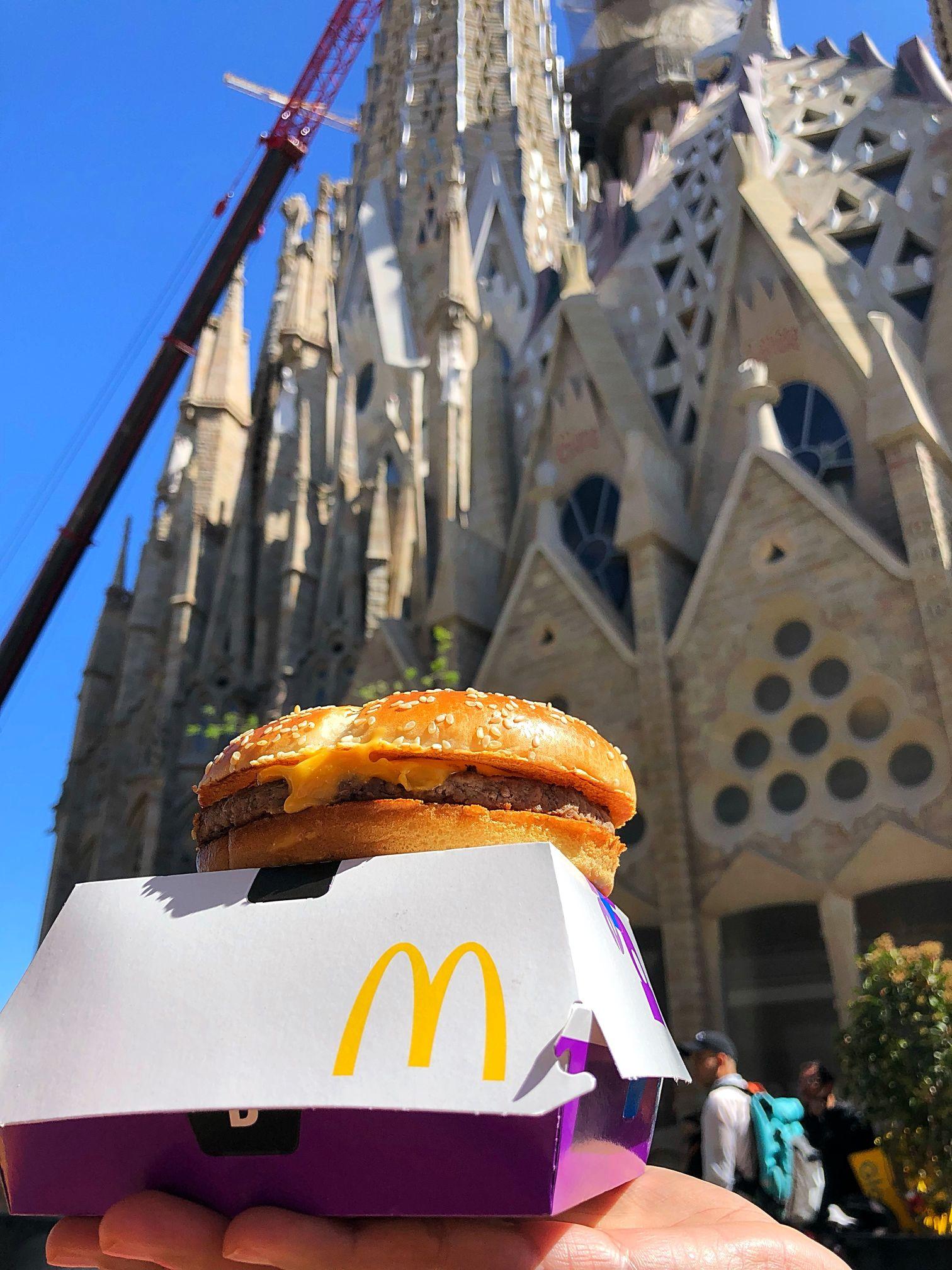 McDonald's Spain