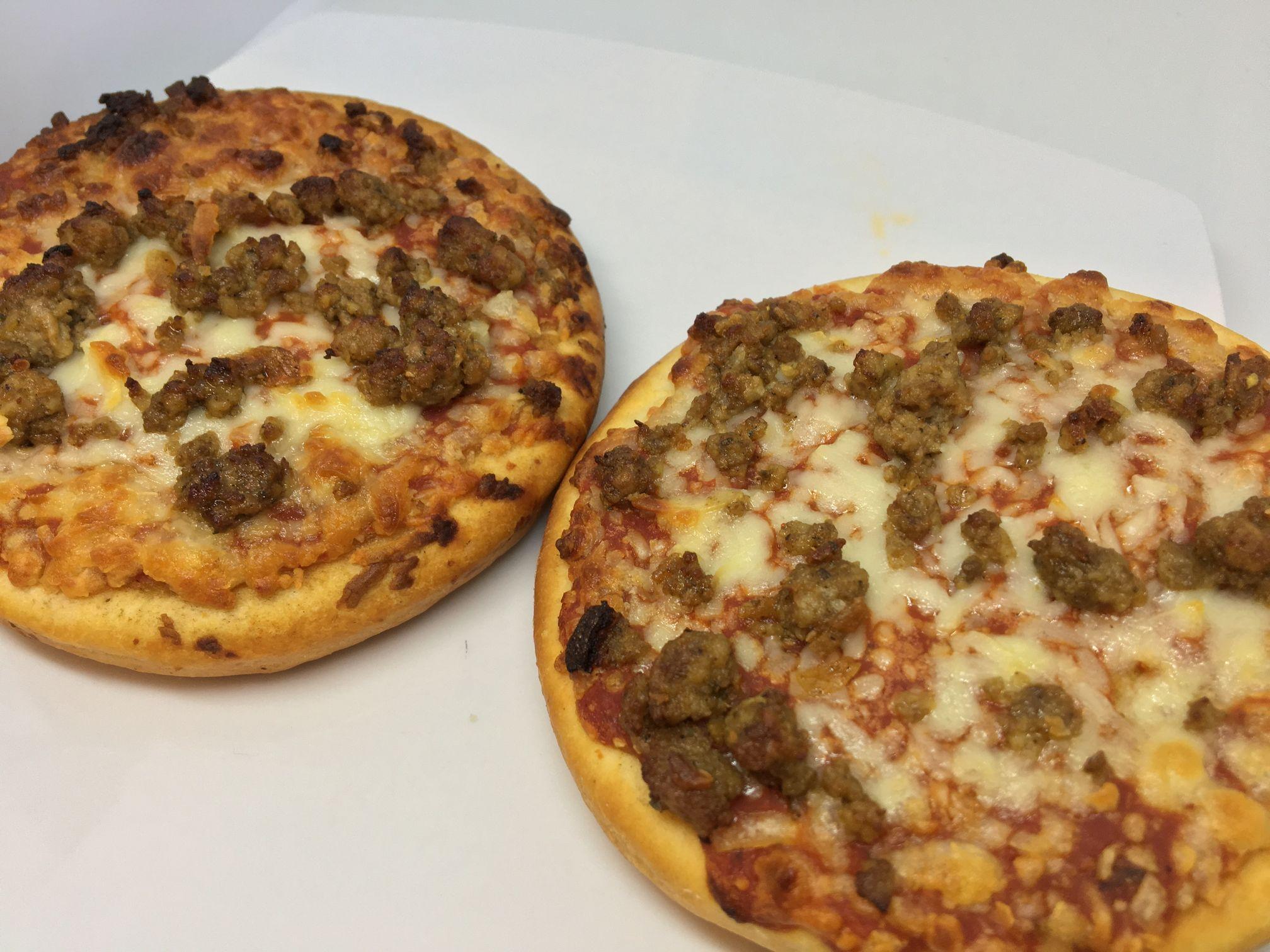 Bolognese Pizza Burgers
