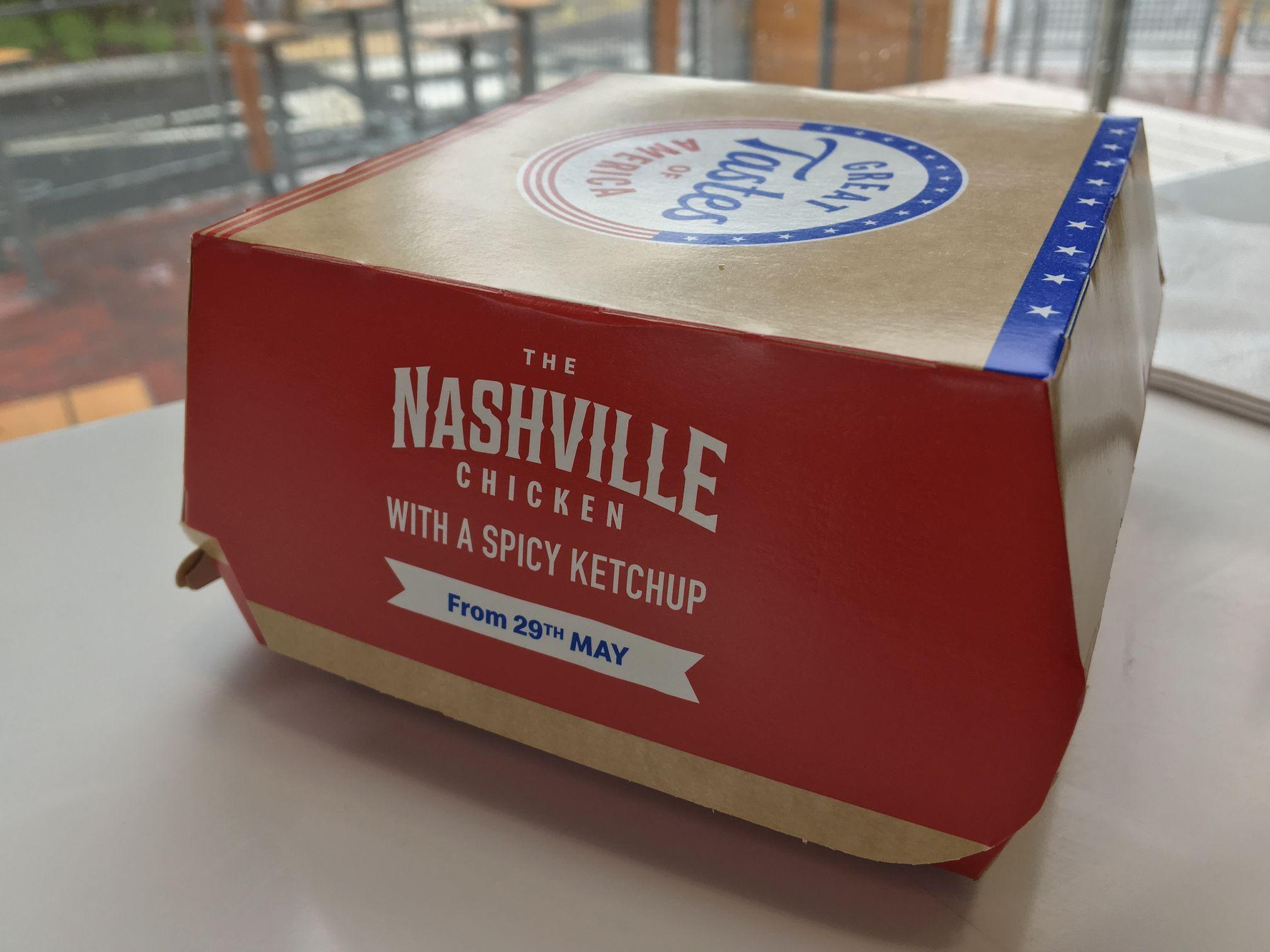 McDonald's Nashville Chicken