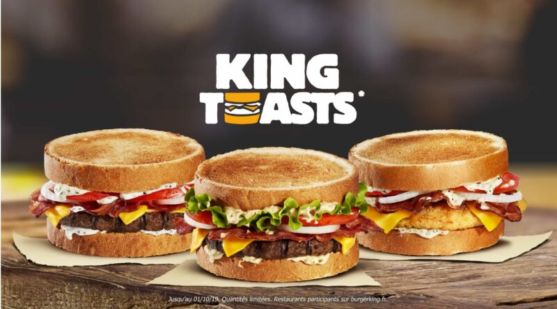 BK France King Toasts