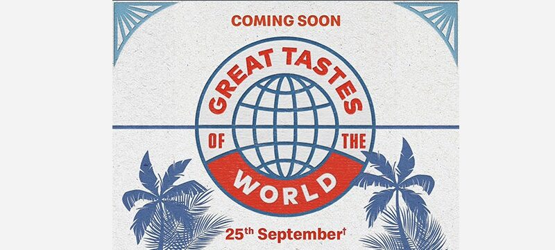 Great Tastes of the World 2019