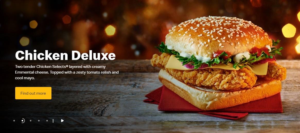 Chicken Deluxe