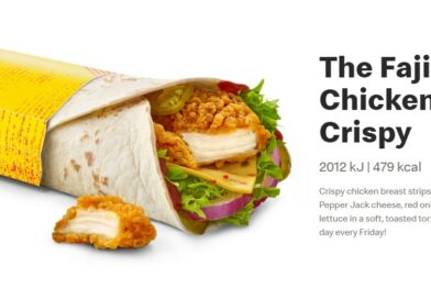 McDonald's Fajita Chicken One