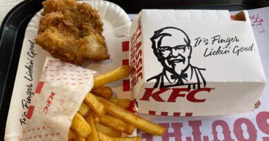 KFC WOW Box