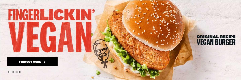 Original Recipe Vegan Burger