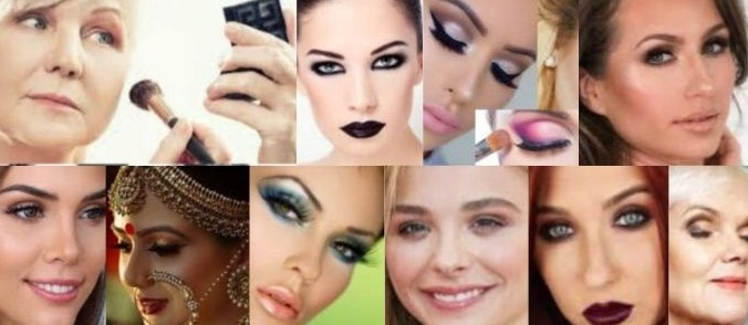 Latest Perfect Base Makeup for any Skin types
