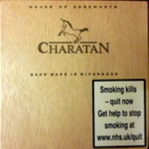 Tubed Charatan Churchill in 10's Boxes