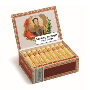 Bolivar Tubos No 2 Cigar Box of 25