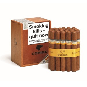 Cohiba Siglo II Cigar Box of 25