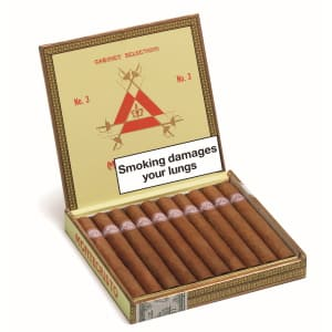 Montecristo No.3 Cigar Box of 10
