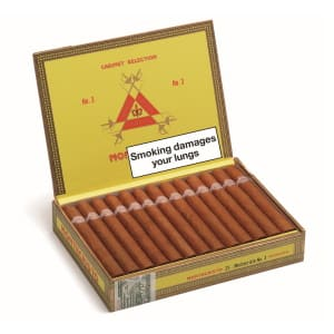 Montecristo No.3 Cigar Box of 25