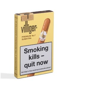 Villiger Premium No7 in 5's Pack