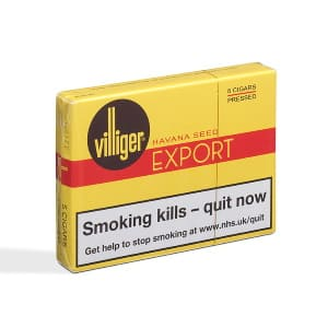 Villiger Pressed in 5's Pack