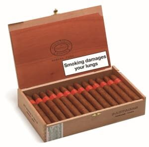 Partagas Serie D No 4 Cigar Box of 25