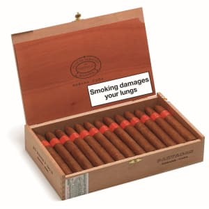 Partagas Series P No 2 Cigar Box of 25